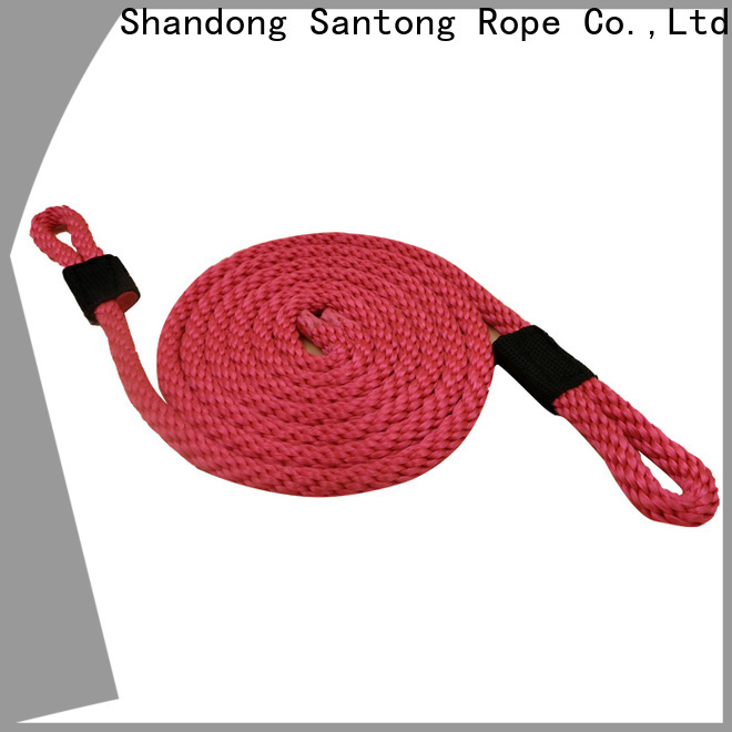 SanTong nylon rope with good price for pilings