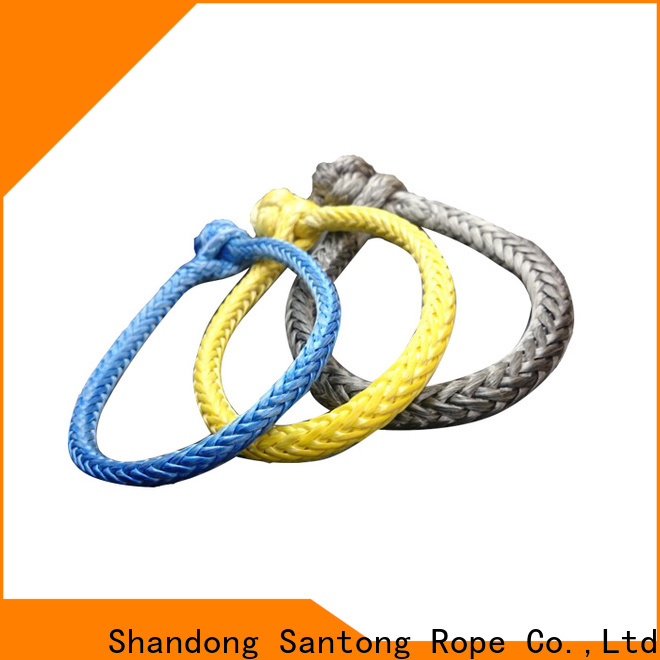 practical rope shackle series for car