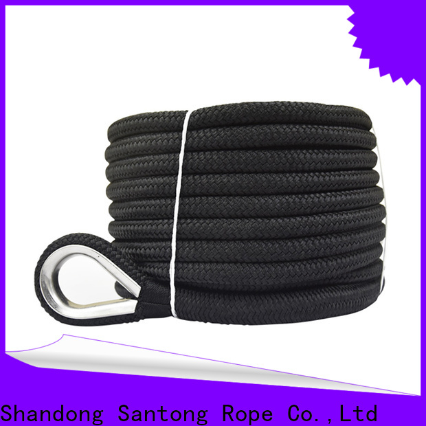 SanTong pp rope wholesale for oil
