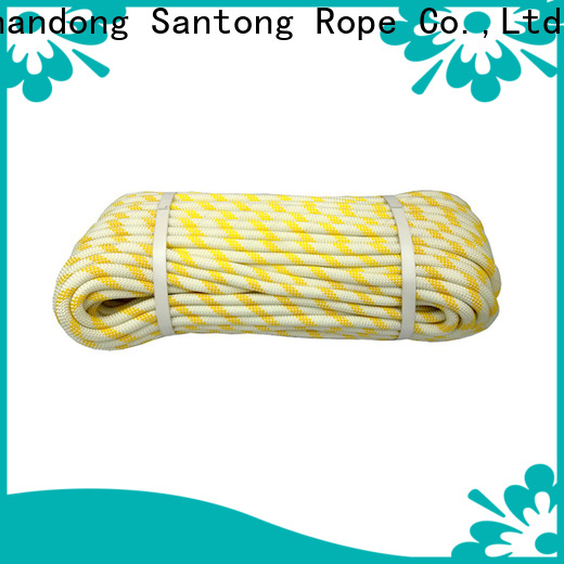 SanTong powerful static climbing rope manufacturer for climbing