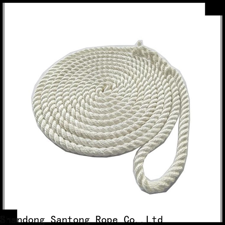 SanTong mooring lines supplier for wake boarding