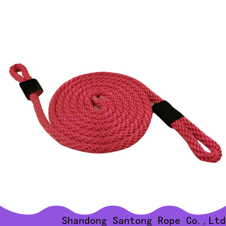 SanTong utility polyester rope inquire now for docks