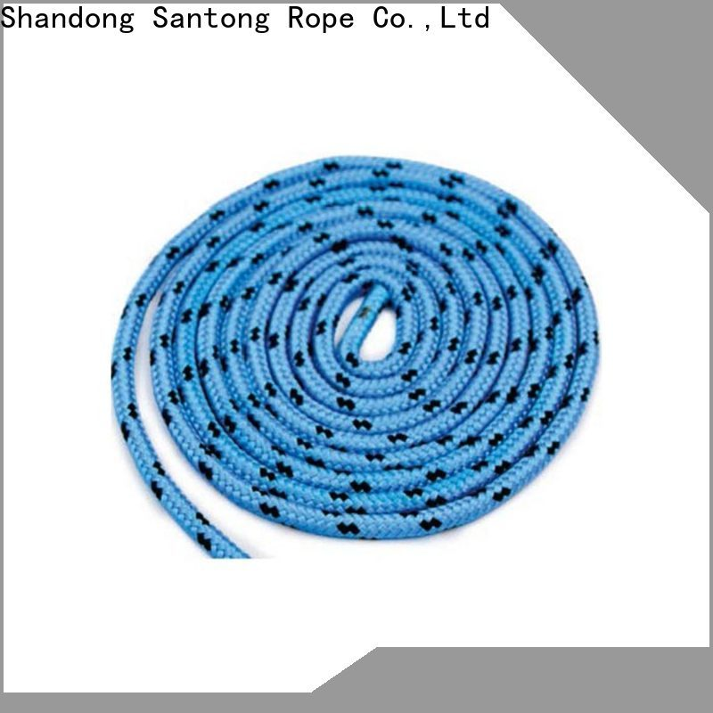 durable polyester rope design for boat