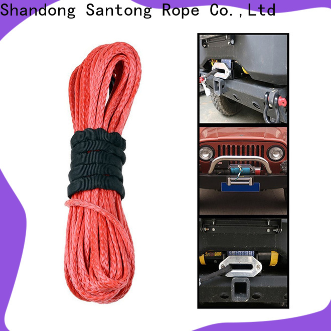 SanTong winch line wholesale for vehicle