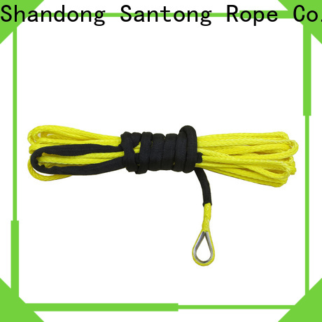 safety braided rope directly sale for truck