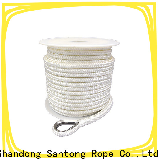 SanTong durable braided rope supplier for oil