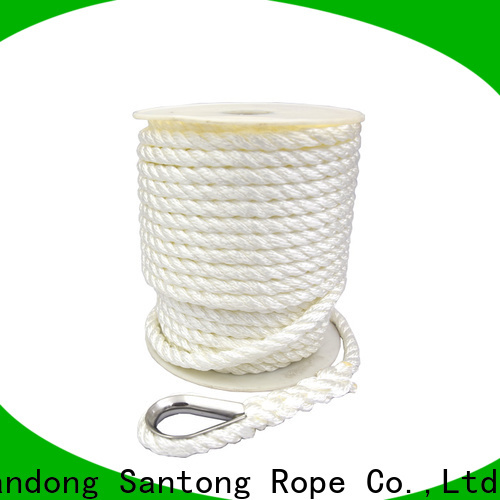 SanTong good quality anchor ropes supplier for oil