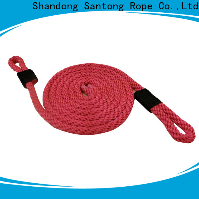 SanTong pp rope with good price for pilings