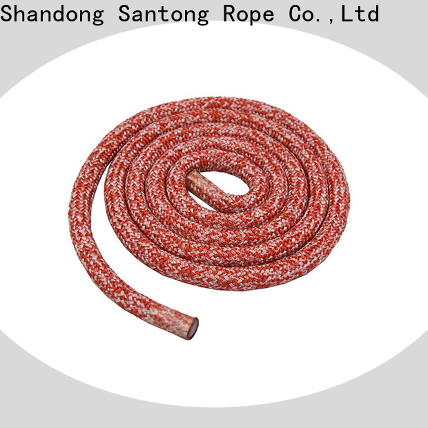 high strength braided nylon rope design for sailboat