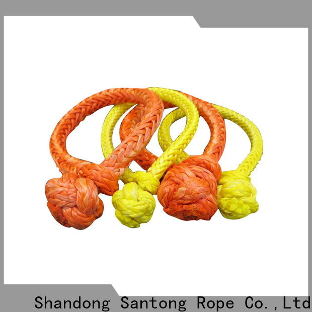 SanTong utility shackle rope manufacturer for vehicle
