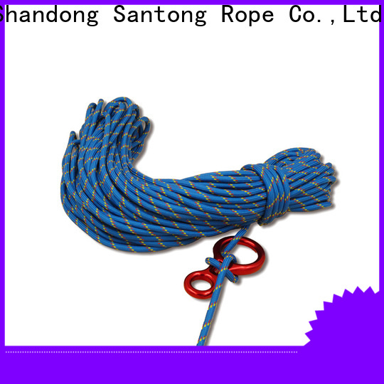 customized rope manufacturers directly sale for climbing