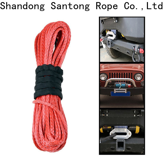 SanTong rope supply directly sale for vehicle