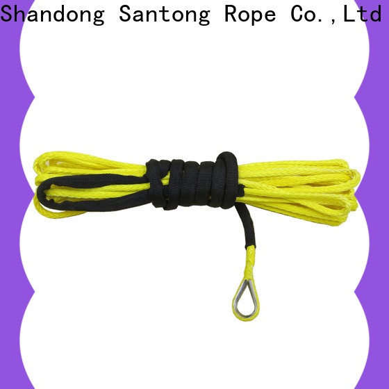 stronger braided rope manufacturer for vehicle