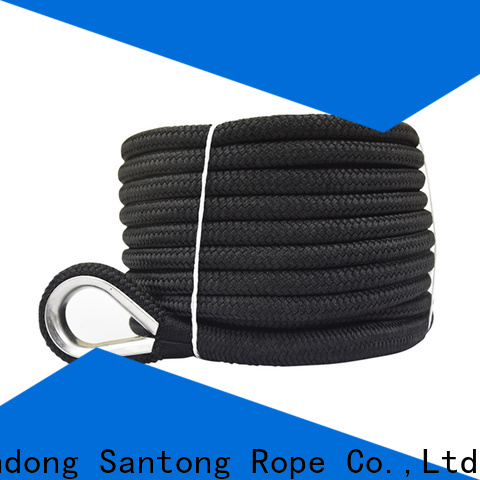 long lasting polyester rope supplier for gas