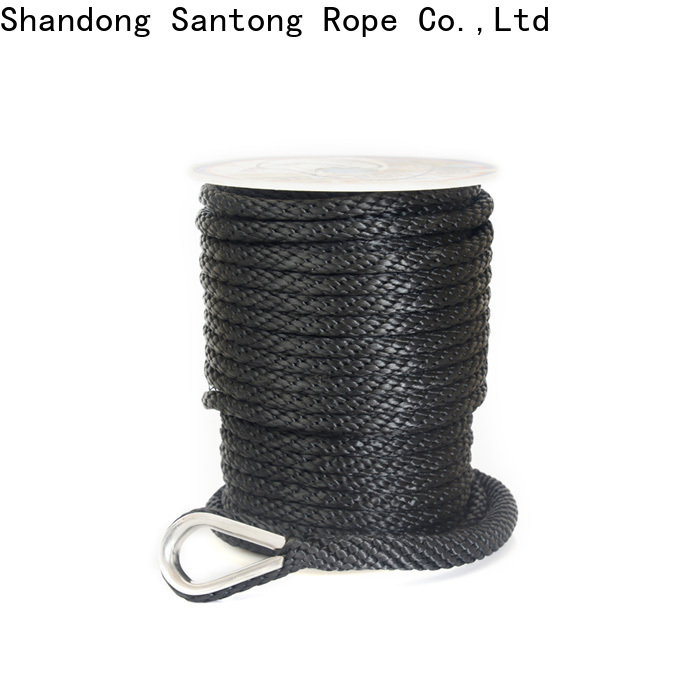 good quality anchor rope and chain at discount for oil