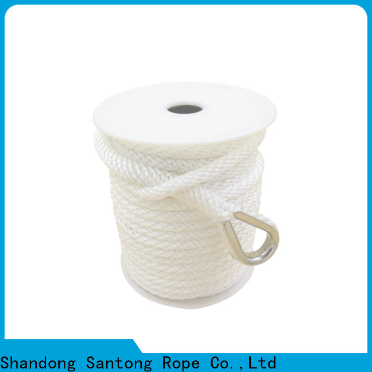 SanTong durable boat anchor rope factory price