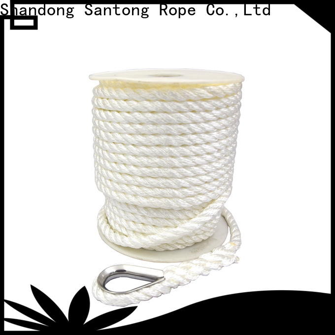durable anchor ropes wholesale for oil
