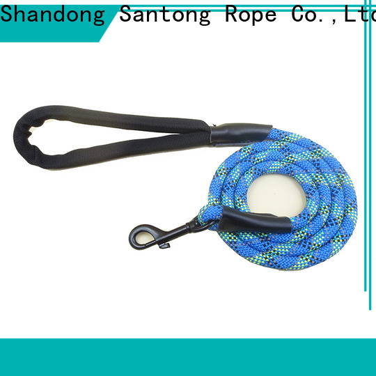 SanTong rope dog leads supplier for large dog