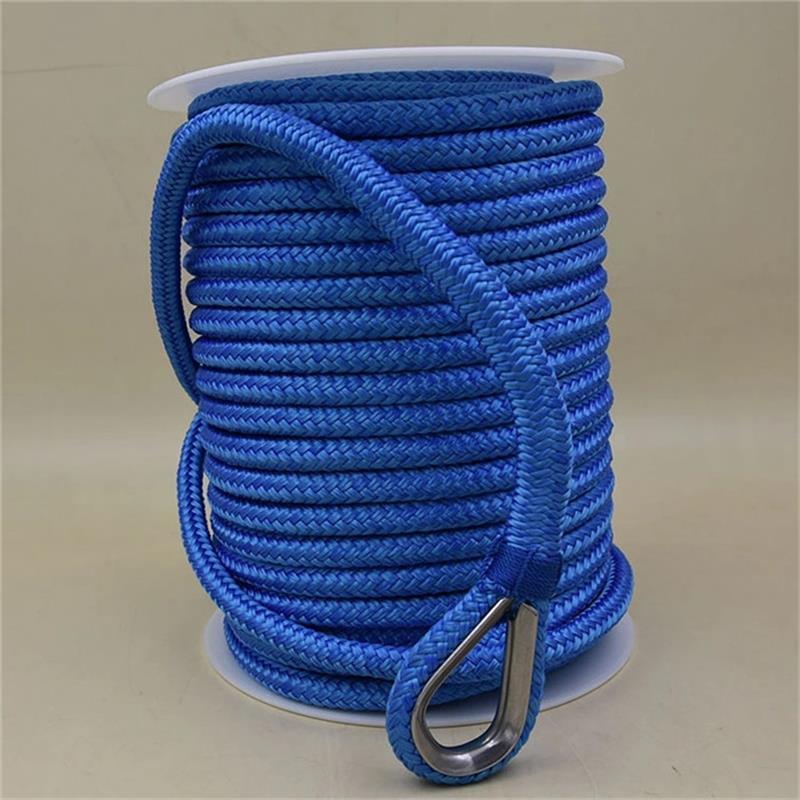 5/8''*250'nylon double braided anchor line