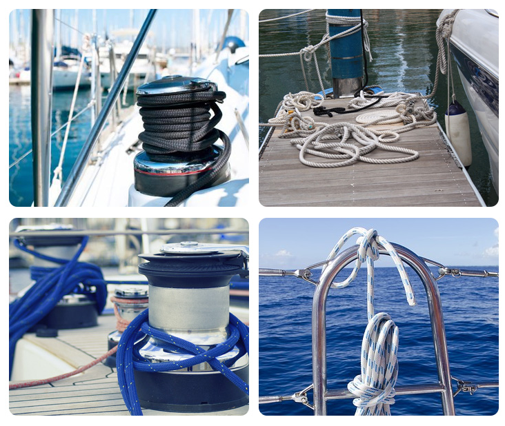 SanTong anchor rope for boats at discount for saltwater-1