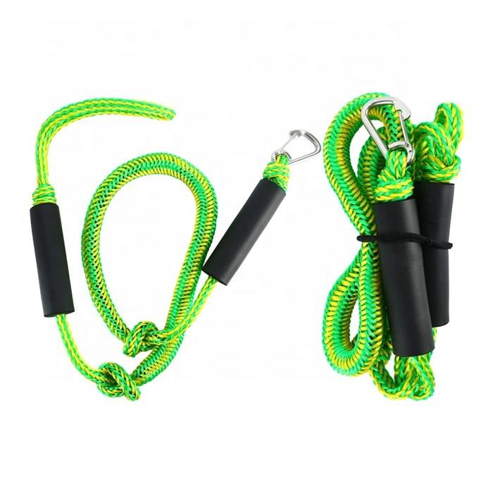 14'' high strength pwc dock line mooring rope