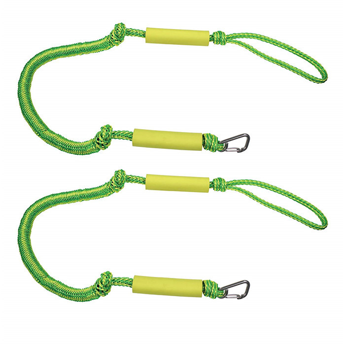 6-9FT pwc bungee dock line mooring yacht rope