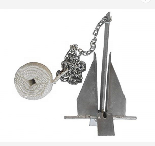 Good quality anchor kit with 5/16inch* 30feet for yacht