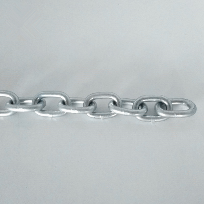 hot dipped galv short link DIN766 anchor chain