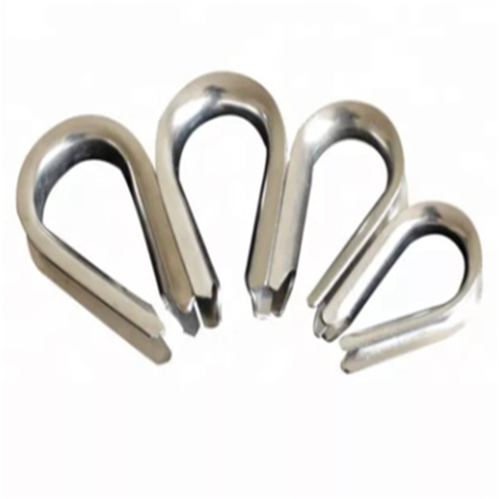 THIMBLE ACC.US-SPEC G-411 stainless steel AISI304