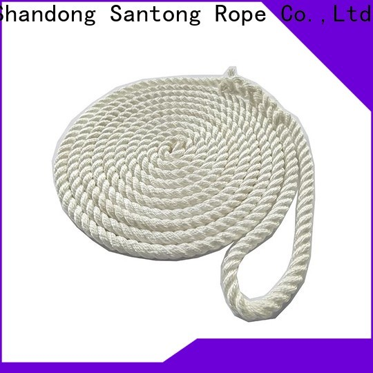 stretch mooring rope factory price for skiing