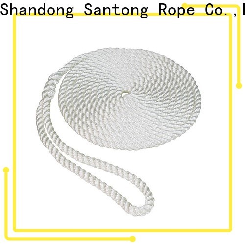 SanTong multifunction polyester rope inquire now for docks