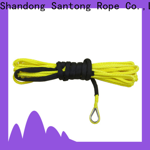 SanTong rope supply manufacturer for car
