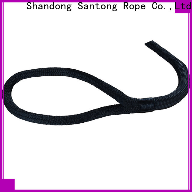 SanTong stretch braided nylon rope factory price for wake boarding