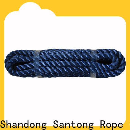 utility pp rope with good price for docks