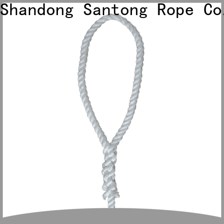 utility pp rope factory for pilings