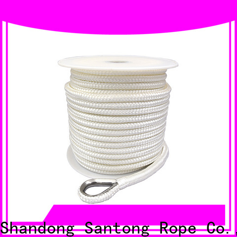 SanTong durable anchor ropes factory price for saltwater