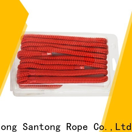 SanTong boat fender rope with good price for docks