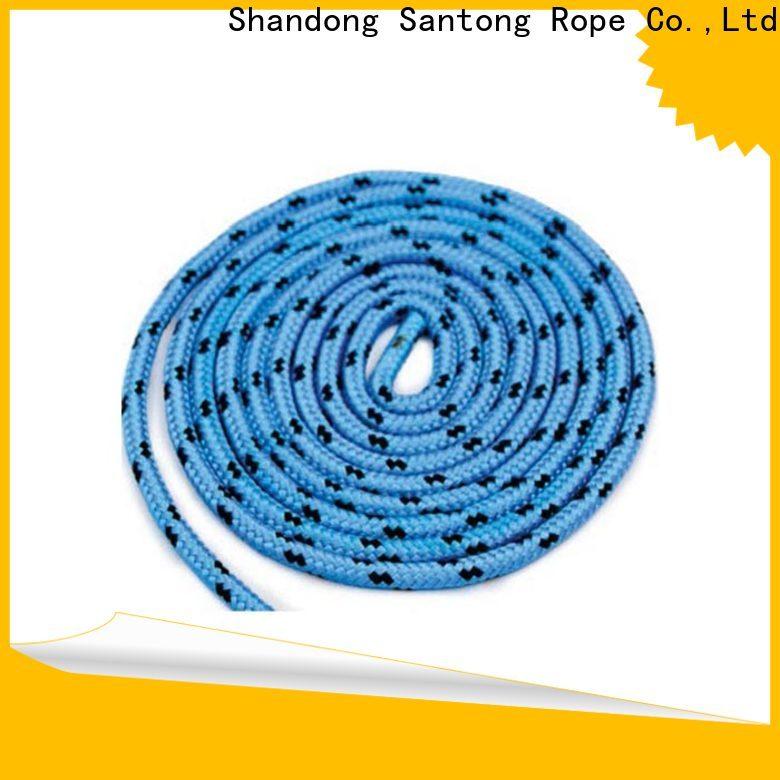 SanTong anti-wear braided nylon rope design for sailing
