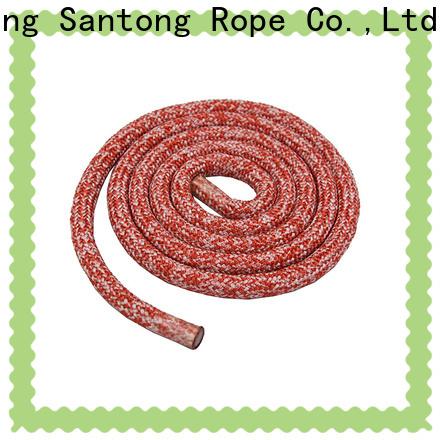anti-wear braided nylon rope design for sailing