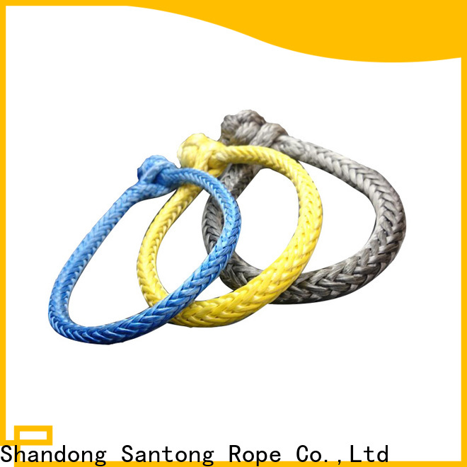 SanTong shackle rope from China for vehicle