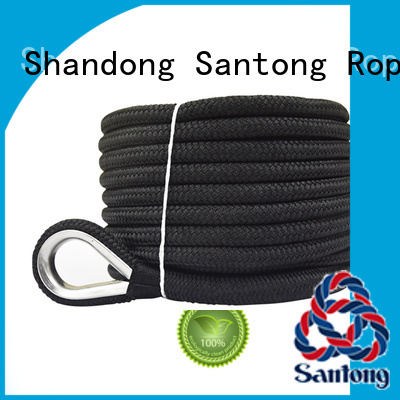 SanTong long lasting boat anchor rope factory price for gas