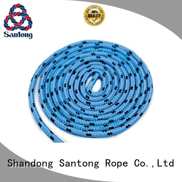 SanTong practical nylon rope sizes polyester1624 for sailing