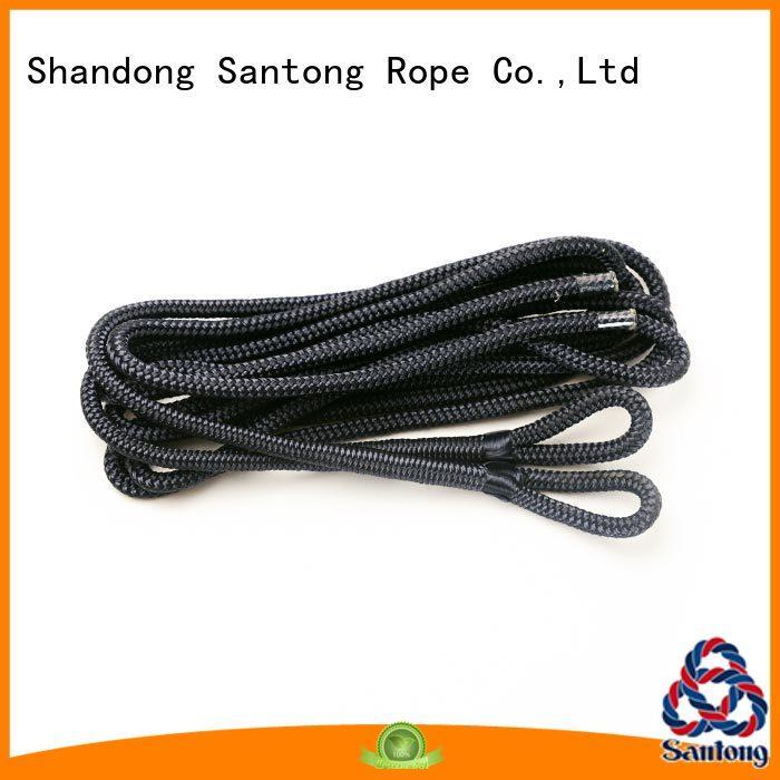 goldwhite rope fender for sale rope for pilings SanTong