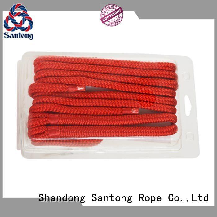 SanTong pp rope factory for pilings