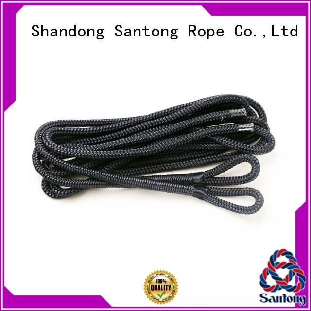 SanTong polyester rope design for docks