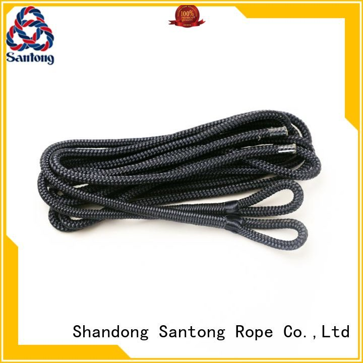 SanTong sailboat rope fender manufacturers with good price for docks