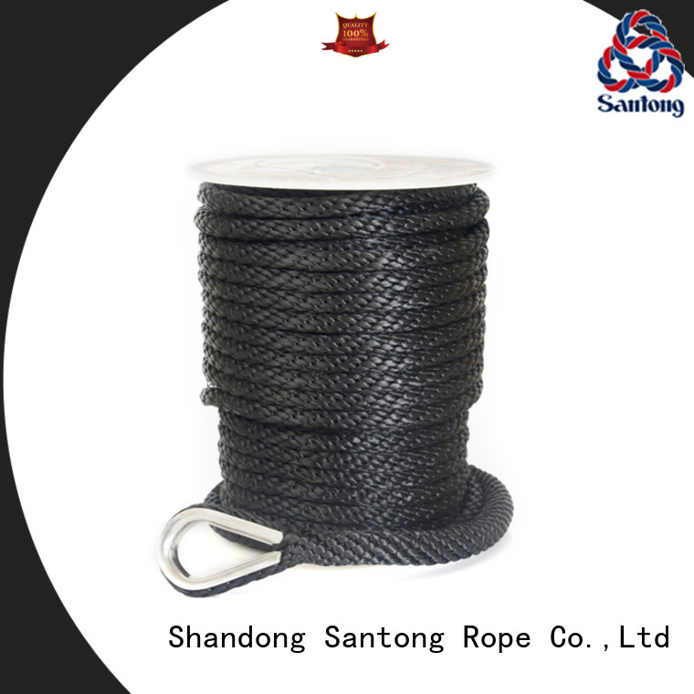SanTong durable braided rope supplier for saltwater