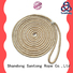 black twisted nylon rope double for skiing SanTong
