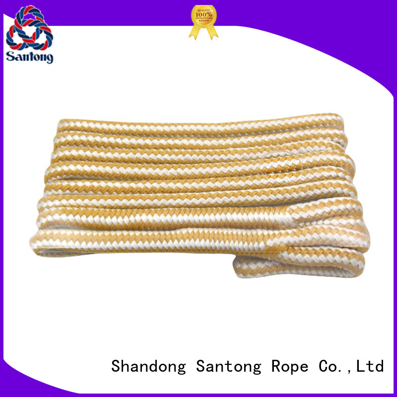 SanTong light braided rope design for prevent damage from jetties