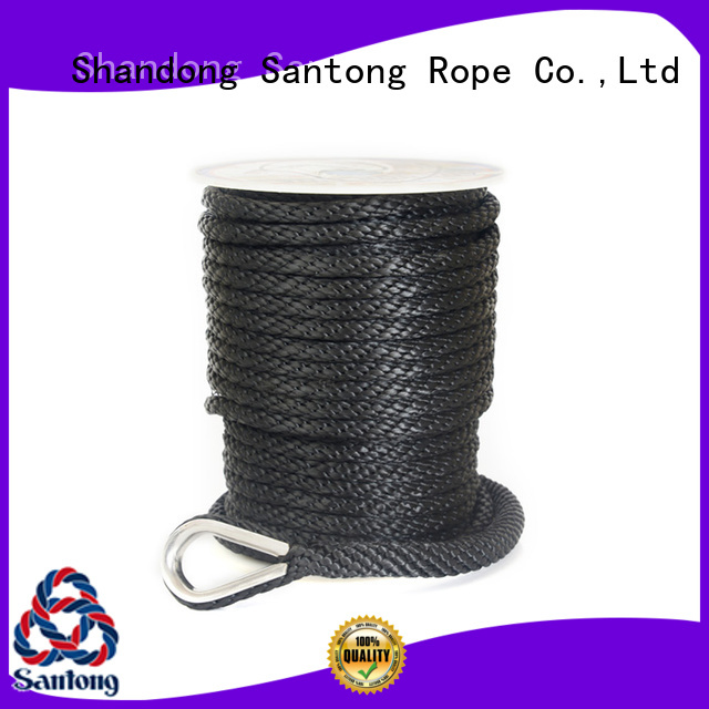 SanTong double pp rope factory price for gas